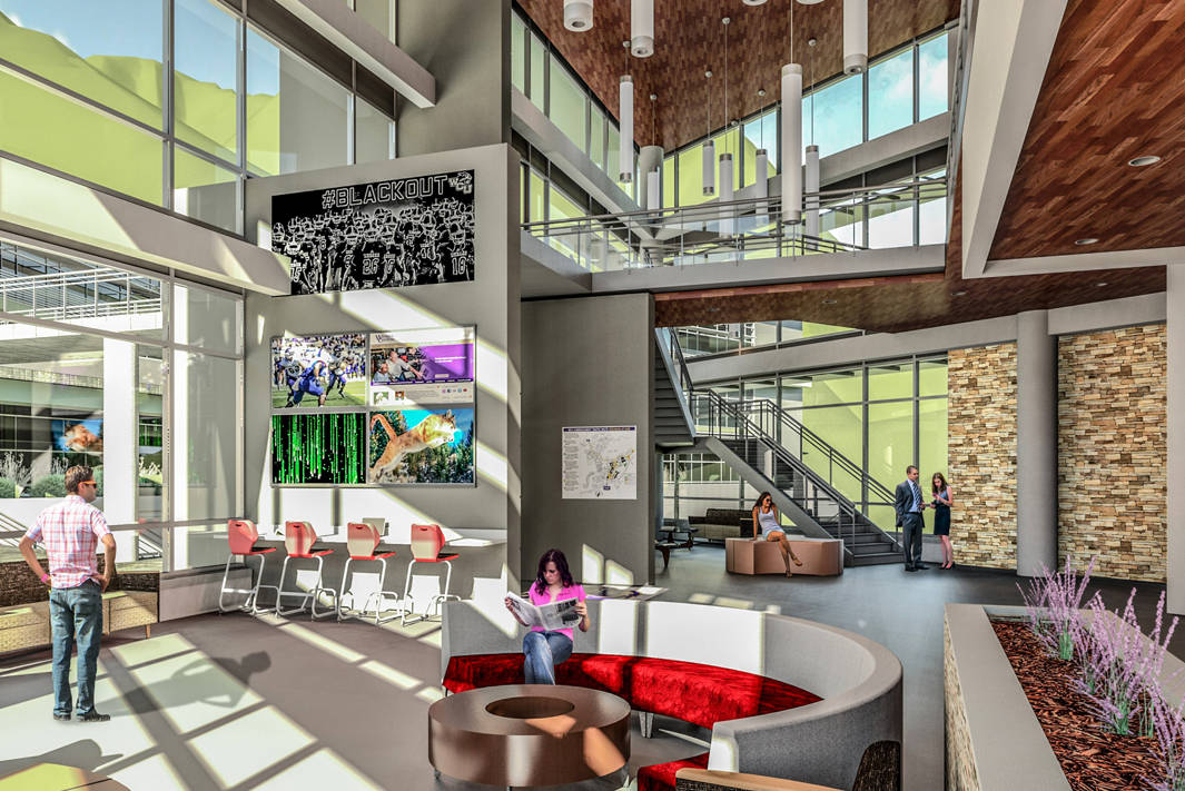 Western Carolina University Interior Design