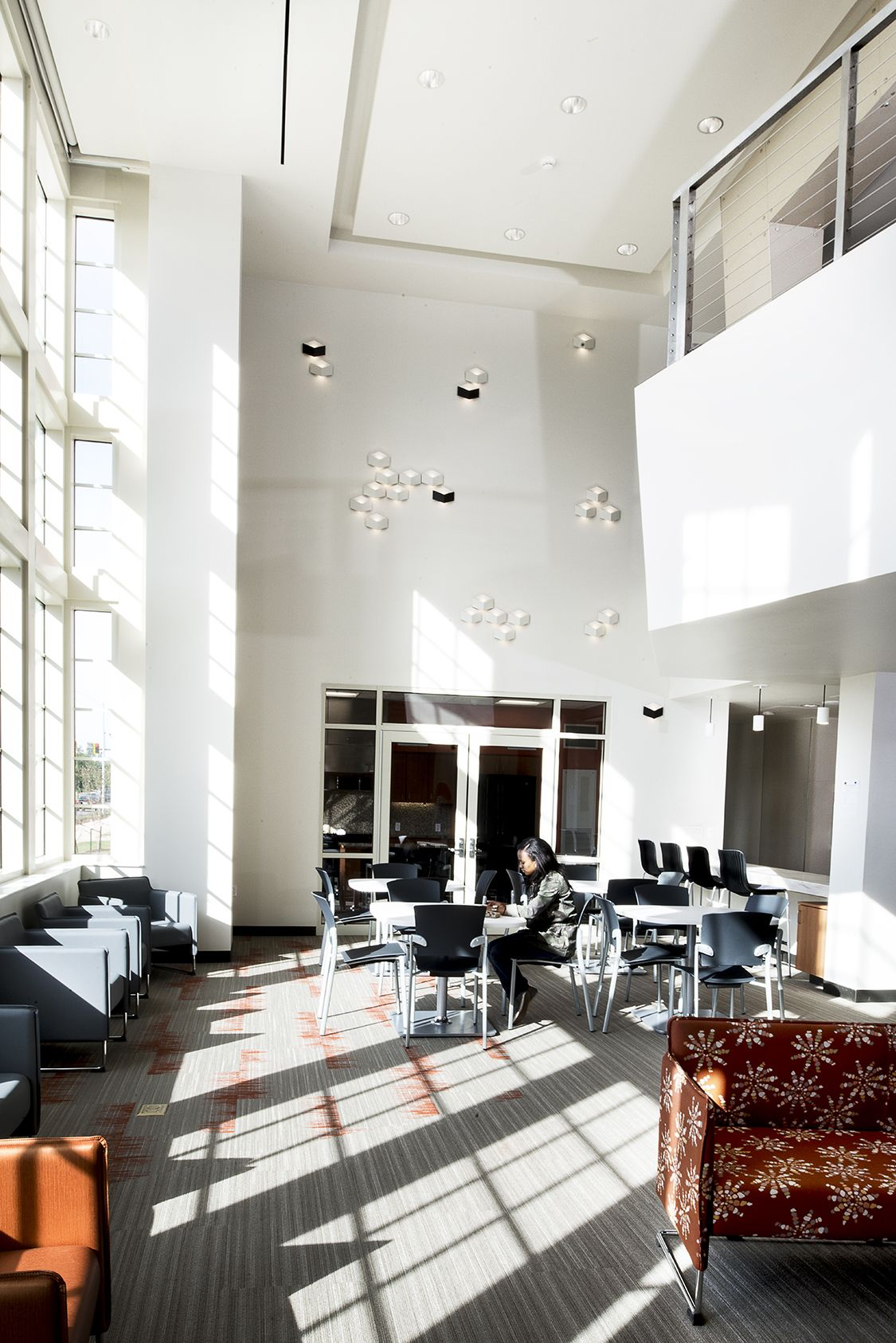 OSU res hall lobby 1